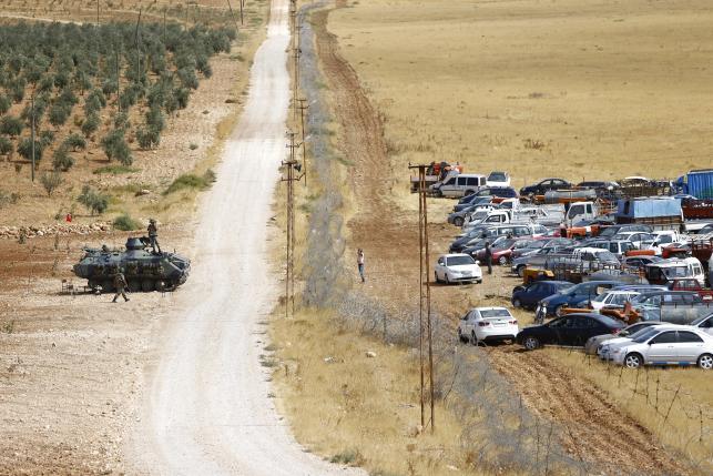 Kurdish militia in Syria accuses Turkey of 'provocative' attacks