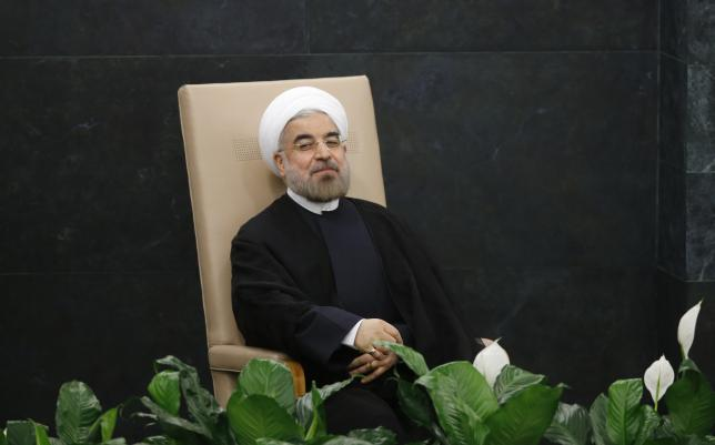 Rouhani says nuclear deal a 'third way' for Iranian foreign policy