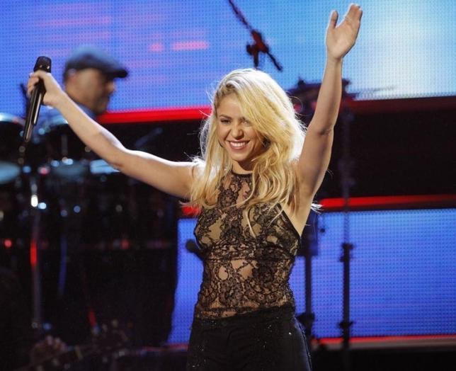 Shakira's hit song 'Loca' not plagiarism, U.S. judge rules