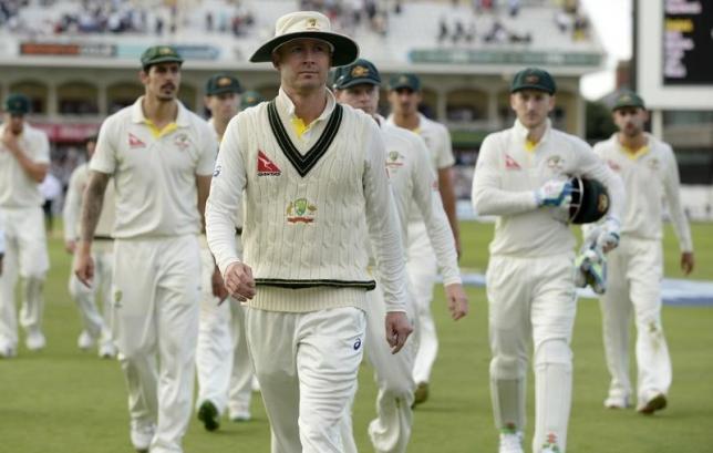 Clarke blasts reports of divisions in Australia squad