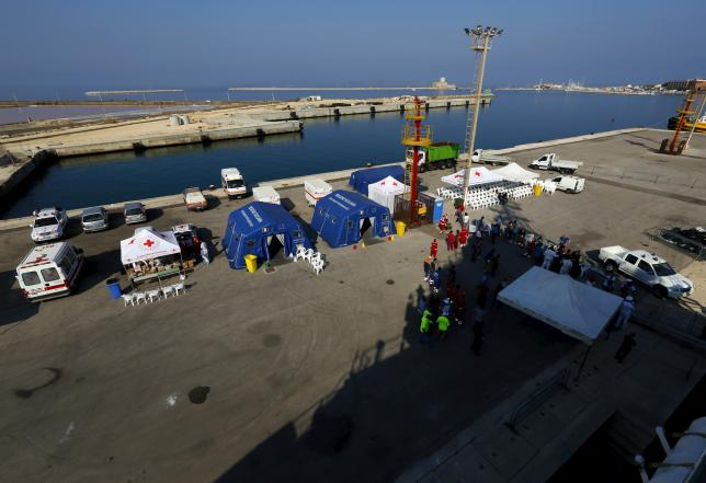 Italian navy rescues migrants, survivors say up to 50 feared missing