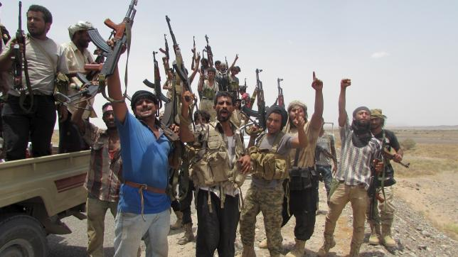 Anti-Houthi forces take strategic city in Yemen, Emirati troops killed