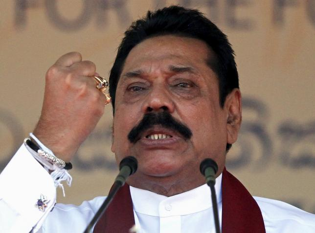 Murder probe casts shadow over comeback bid by Sri Lanka's Rajapaksa