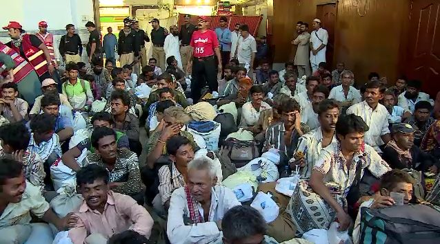 Pakistan to release 163 Indian fishermen tomorrow as goodwill gesture