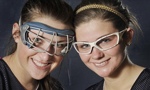 Protective gear cuts eye injuries in high school field hockey