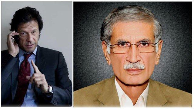 Shuja Khanzada Martyred: PTI chairman directs KPK CM to meet bereaved family