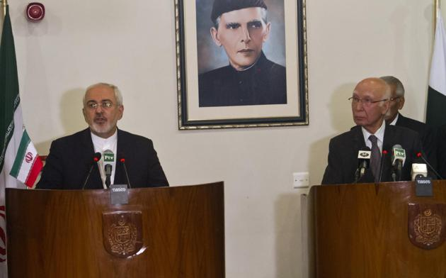 Pakistan and Iran express resolve to expand bilateral cooperation