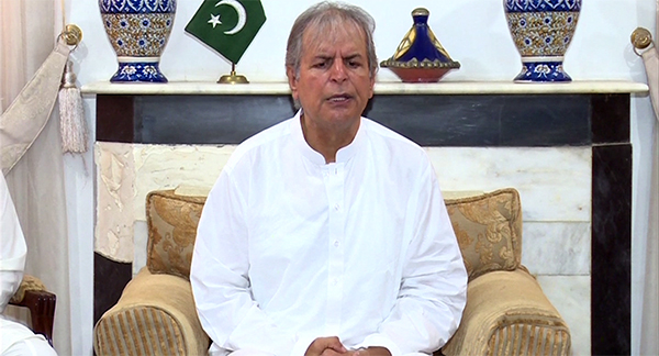 Javed Hashmi says PTI chairman's decision of going back to parliament is morally wrong, applauds SC decision