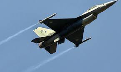 18 terrorists killed as PAF jets hit hideouts in North Waziristan Agency
