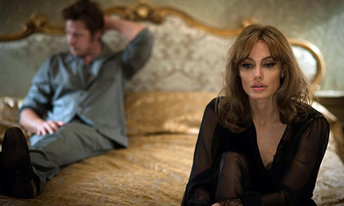 Angelina Jolie and Brad Pitt's co-production 'By the Sea' gets its first trailer