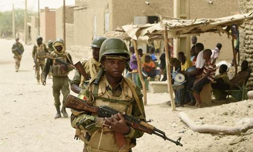 Twelve dead as Mali hotel siege ends, hostages freed