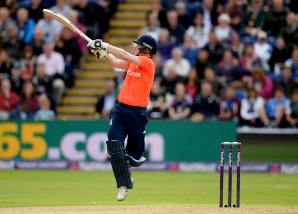 Morgan leads England to dramatic T20 win over Aussies