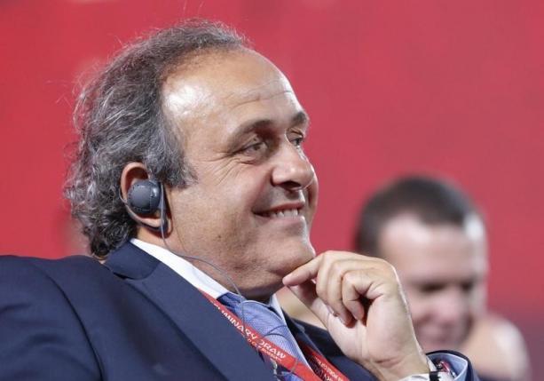 Platini gets major FIFA boost with Sheikh Salman backing