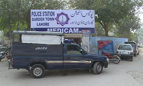 Four-member gang of extortionists busted in Lahore