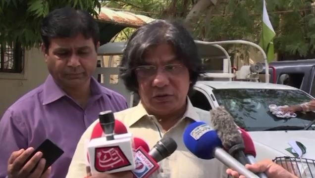 Cases against party leaders a political revenge, says MQM leader Rauf Siddiqui