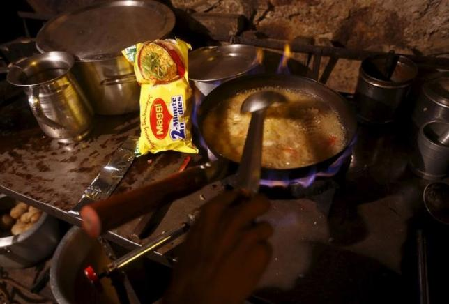 India set to seek $99 million in damages from Nestle after food scare