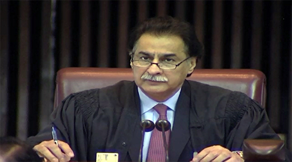 I contacted MQM chief keeping in view my duty as NA speaker, says Ayaz Sadiq