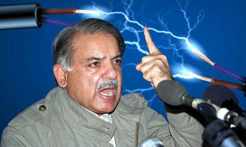 I will lead the fight against terrorism, says CM Punjab Shahbaz Sharif
