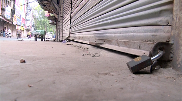 Traders observe countrywide shutter down strike