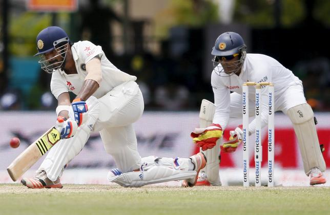 India recover to post 319-6 against Sri Lanka in 2nd Test