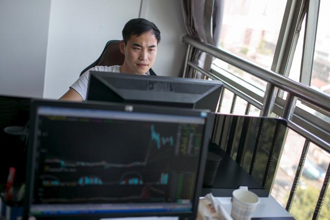 Former teenage soldier hatches millions from Chinese egg futures