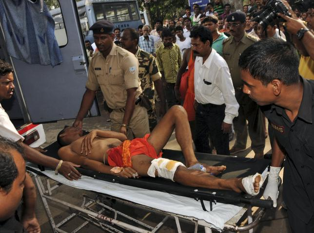 Ten killed in Jharkhand temple stampede