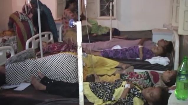 Eight children among 14 fall unconscious after taking poisonous food