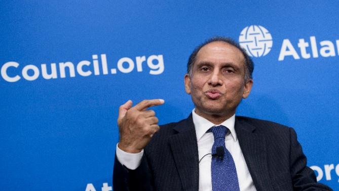 PM Nawaz Sharif neither met nor shook hand with Indian PM, says Foreign Secretary Aizaz Chaudhry