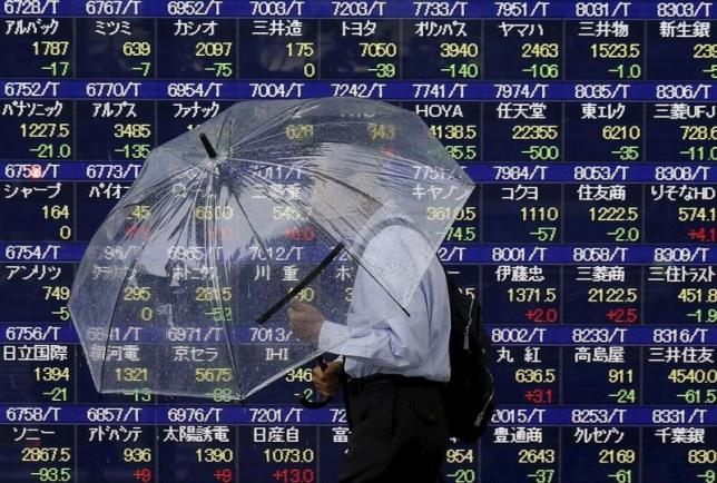 Dollar firms, Asia stocks slip as US data, Fed comments awaited