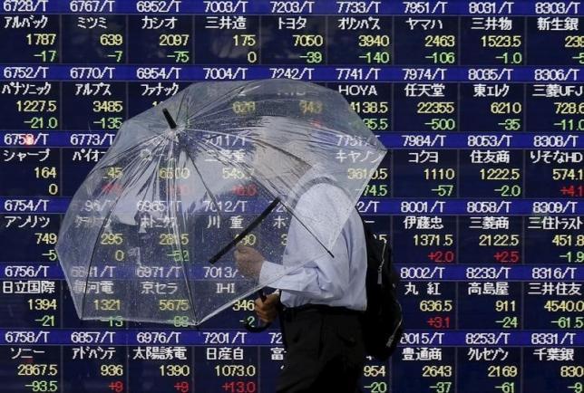 Dollar firms, Asia stocks slip as US data, Fed comments awaited
