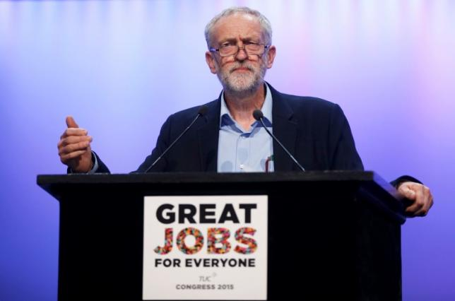 Poll shows little UK support for Corbyn as future PM