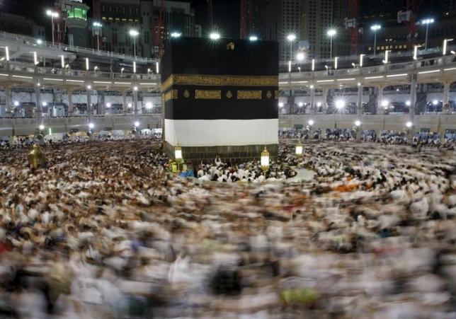 Hajj starts as around 2.6 million faithful throng Mina