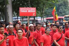 'Malay pride' rally heightens race sensitivities in Malaysia