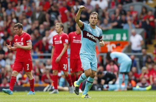 Noble available after West Ham win red card appeal