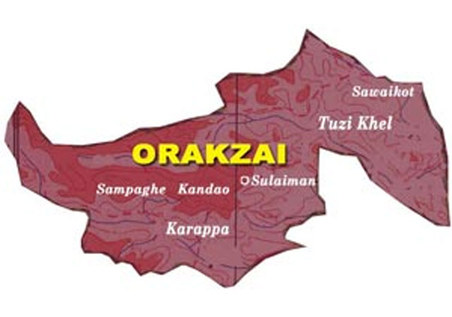 Security forces seize weapons and explosive material in Orakzai Agency