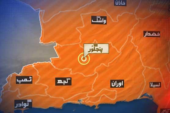 Law-enforcement agencies nab eight suspects in Panjgur