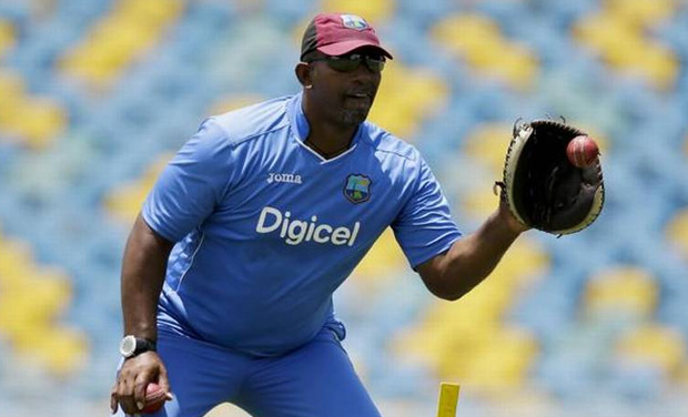 West Indies suspend coach Simmons