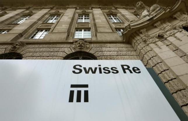 Swiss Re unit to buy Guardian Financial for 1.6 billion pounds