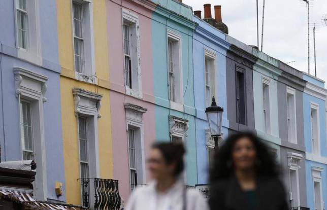 UK house price growth picks up in September: Nationwide