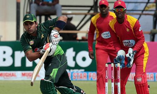 Pakistan beat Zimbabwe by 15 runs, clean sweep T20 series
