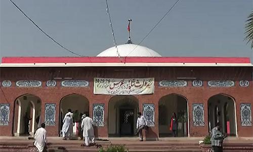 Sufi poet Syed Waris Shah's Urs starts in Jandiala Sher Khan