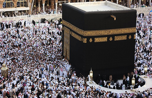 Hajj rituals start with convergence of faithfuls at Mina