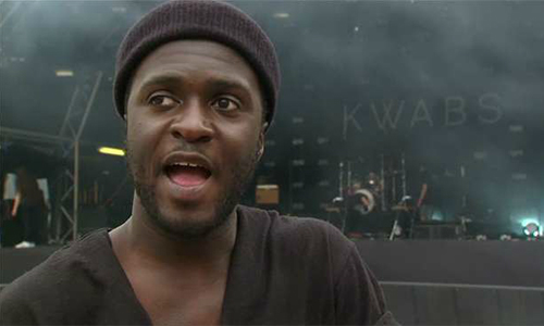 British soul singer Kwabs draws from life events for debut album
