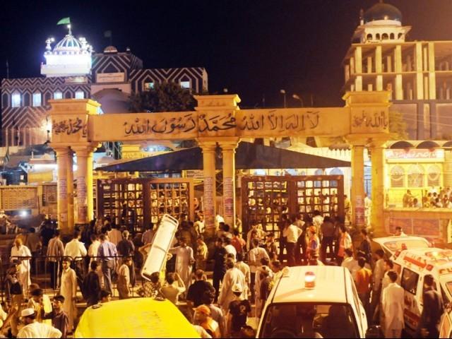 Sufi saint Syed Abdullah Shah Ghazi's Urs begins in Karachi today