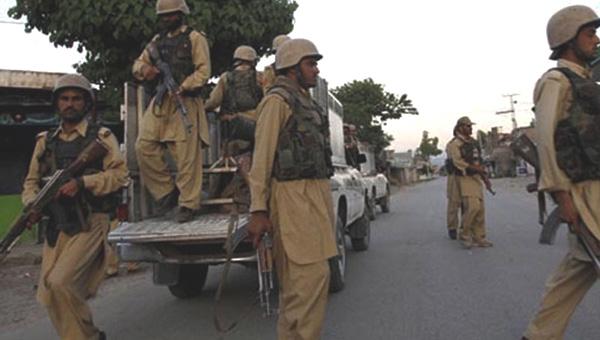 Two terrorists killed in Awaran operation
