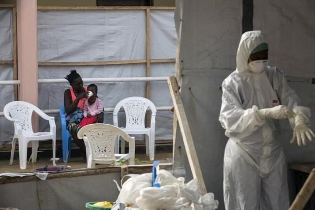 J&J starts clinical trial of Ebola vaccine in Sierra Leone