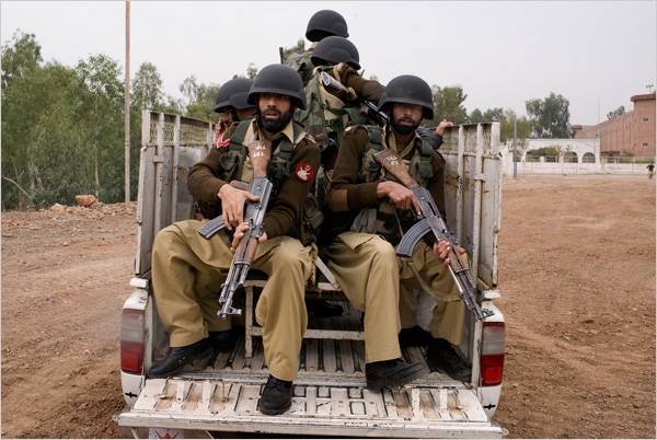 Five facilitators of a banned organization detained in Balochistan