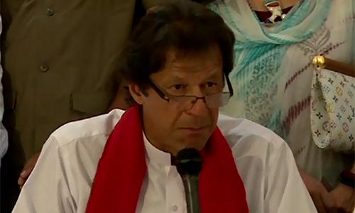 Imran Khan congratulates PTI candidates winning LB polls in Punjab