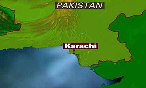 Huge explosion injures six in Karachi
