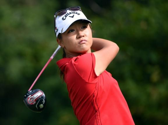Sizzling Ko grabs halfway lead at LPGA event in Korea